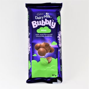 Cadbury Bubbly Mint