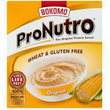 pronutro wheat & gluten free