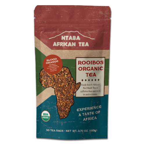 African Tea - Ntaba-Rooibos-Blood-Orange